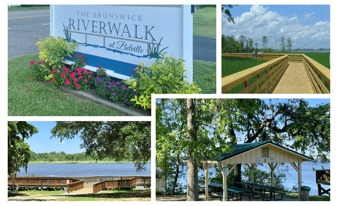 Belville Riverwalk - Parks and Recreation